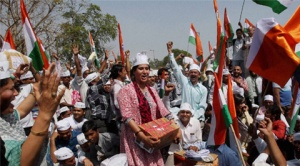 In political campaigns in India, the people,the second and third words respectively in the preamble of the Constitution, have been the centre of an energetic tussle