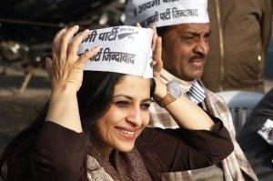 Shazia Ilmi, a former TV presenter, says the nation has had enough (Hindustan Times)