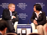 World Economic Forum on East Asia in Bankok, June 2012