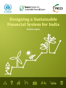 Designing a Sustainable Financial System for India - Interim report
