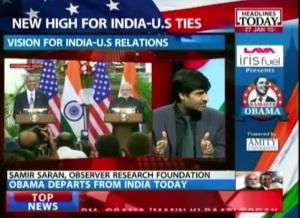 India - U.S. Ties