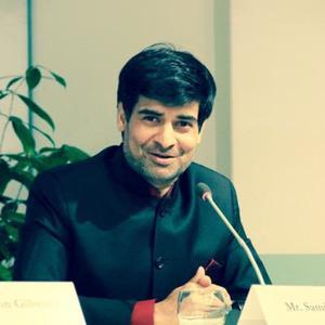 Photo of Samir Sir
